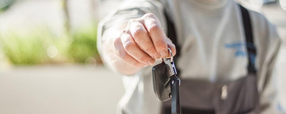 Voorzichtigheid geboden bij buitenlandse autokoper