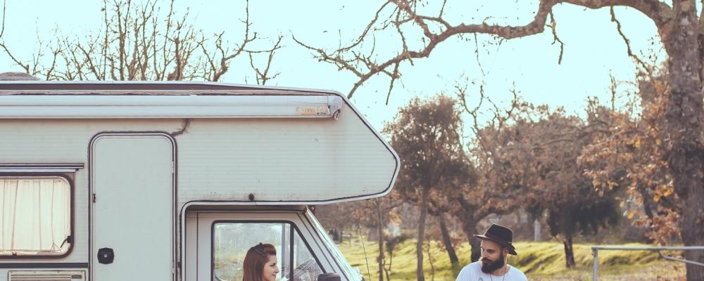 Kampeerauto is geen kampeerauto