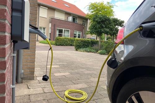 Subsidieregeling voor elektrische auto's is erg succesvol