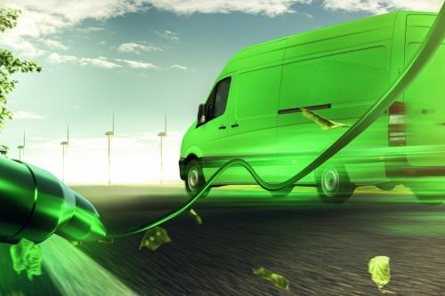 Subsidie EV bestelauto's gestart