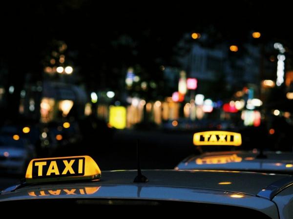 Maxi voordeel voor een taxi?